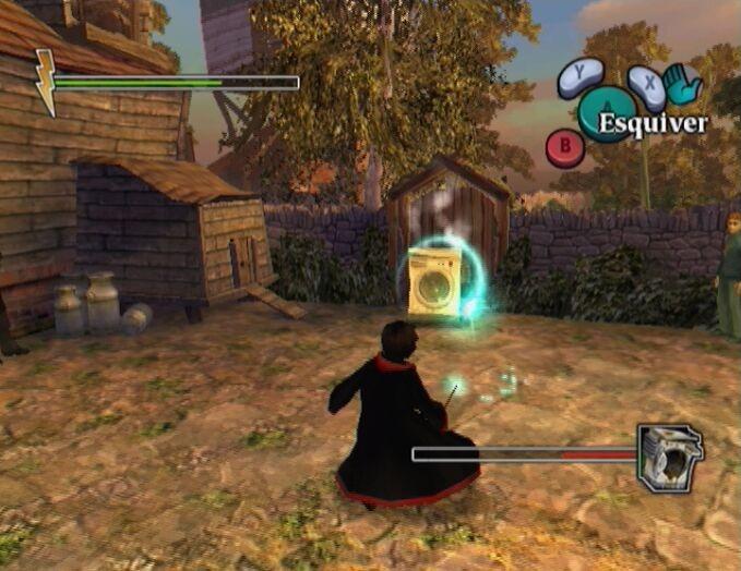 Harry Potter Et La Chambre Des Secrets  Nintendomaine