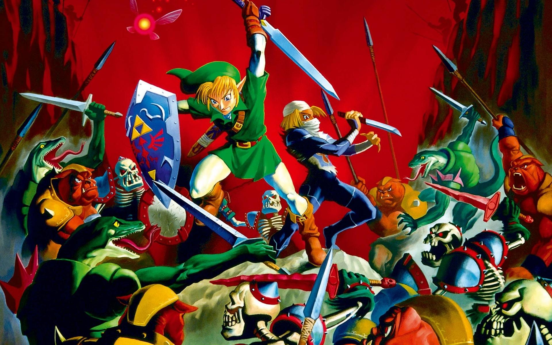 Dossier Zeldaround The World Zelda Autour Du Monde Nintendomaine