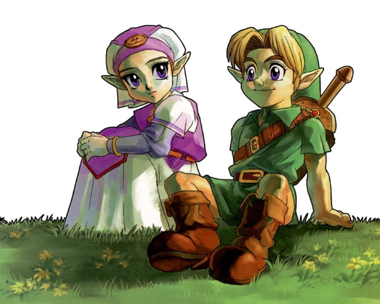 The Legend Of Zelda Ocarina Of Time Nintendomaine