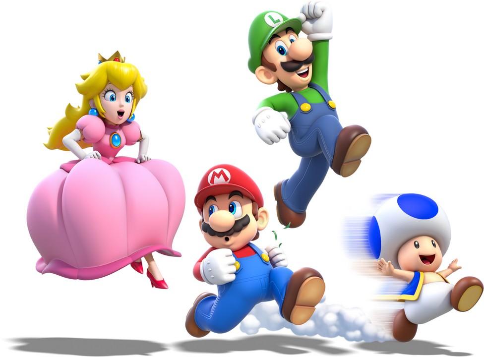 Test Super Mario 3d World