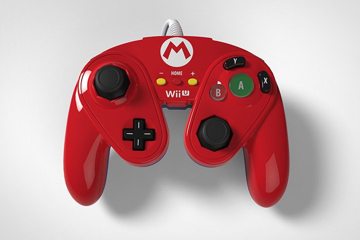 Mario wii u controller : Snappy nails broomfield