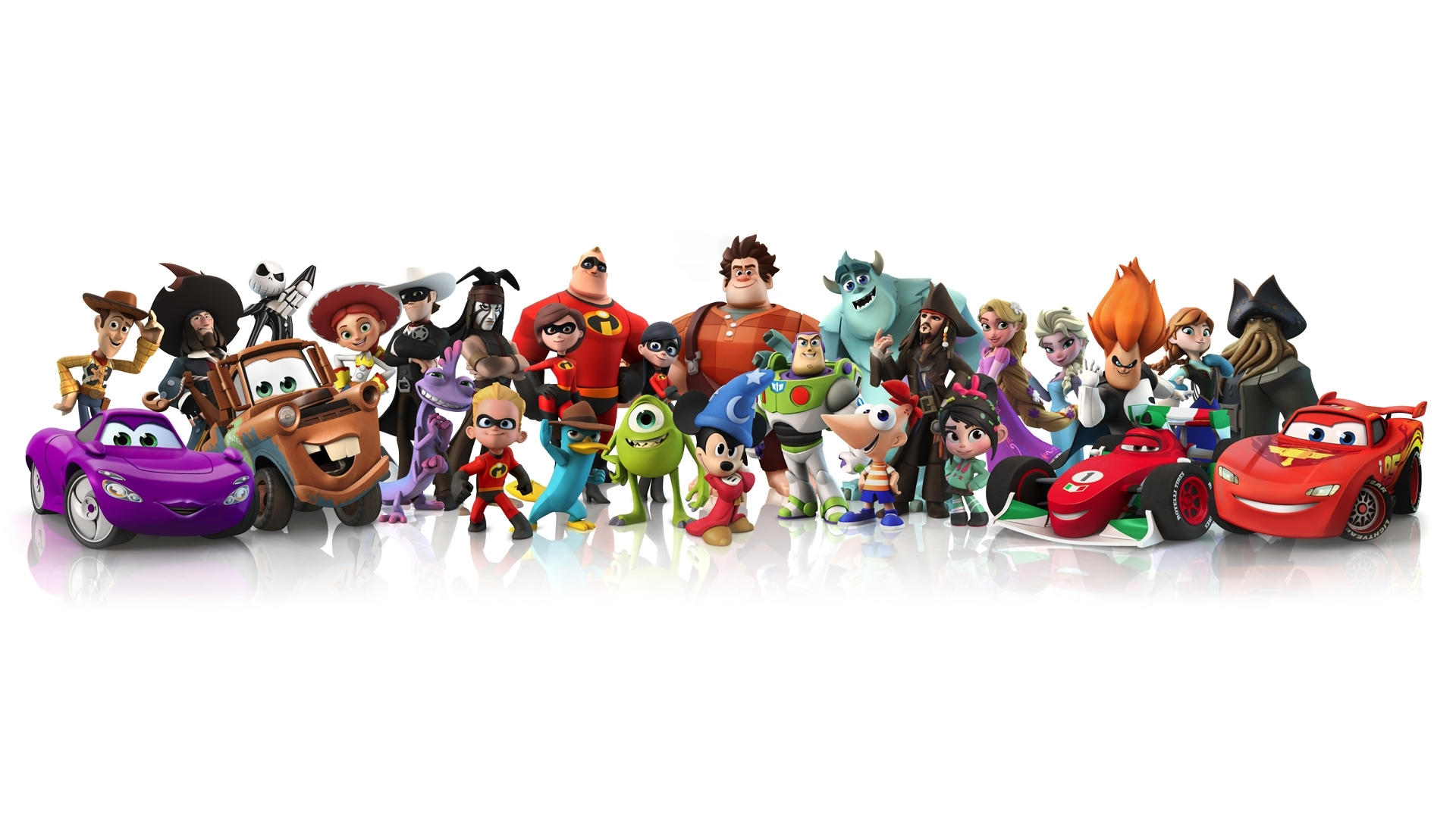 Disney Infinity Gratuit Sur La Wii U Aux Usa