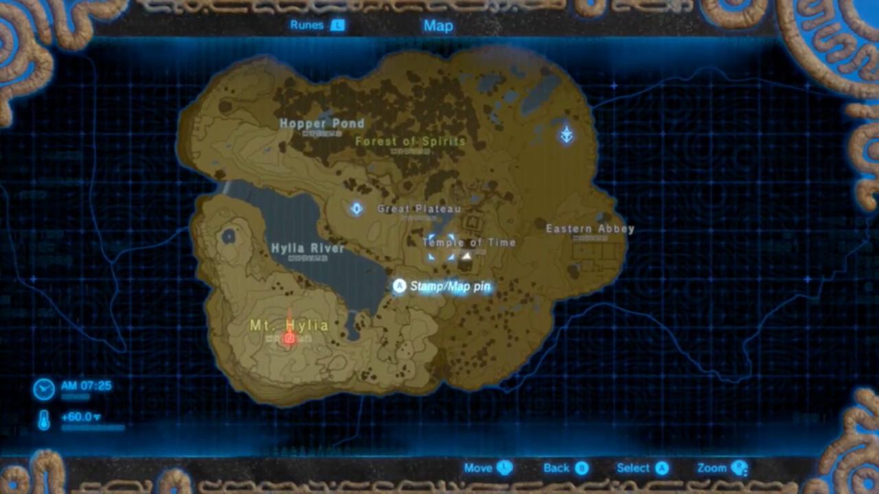 Quelques Petites Infos Supplémentaires Sur Zelda Breath Of
