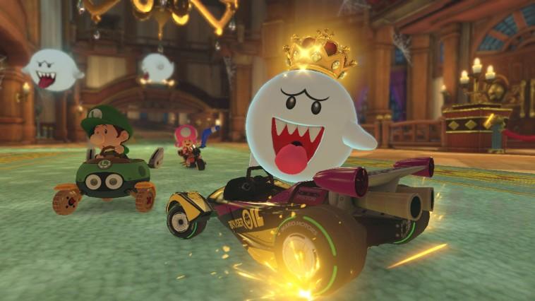 Mario Kart 8 Deluxe se dévoile