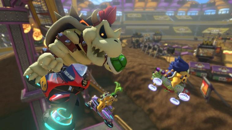 Mario Kart 8 Deluxe disposera de meilleures performances que sur Wii U !