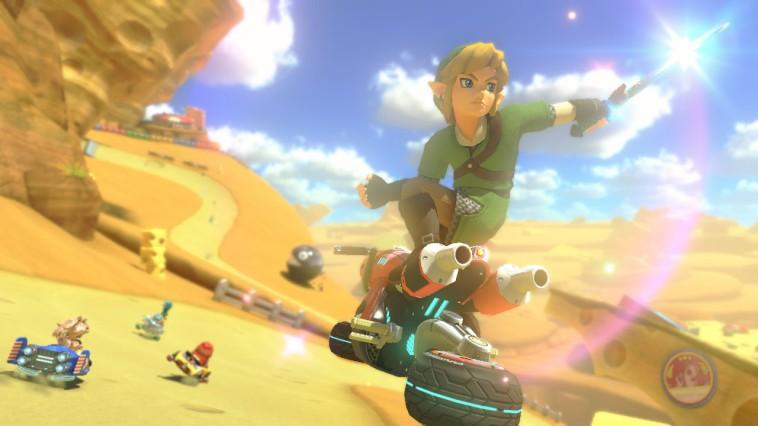 Découvrez Mario Kart 8 Deluxe sur Nintendo Switch
