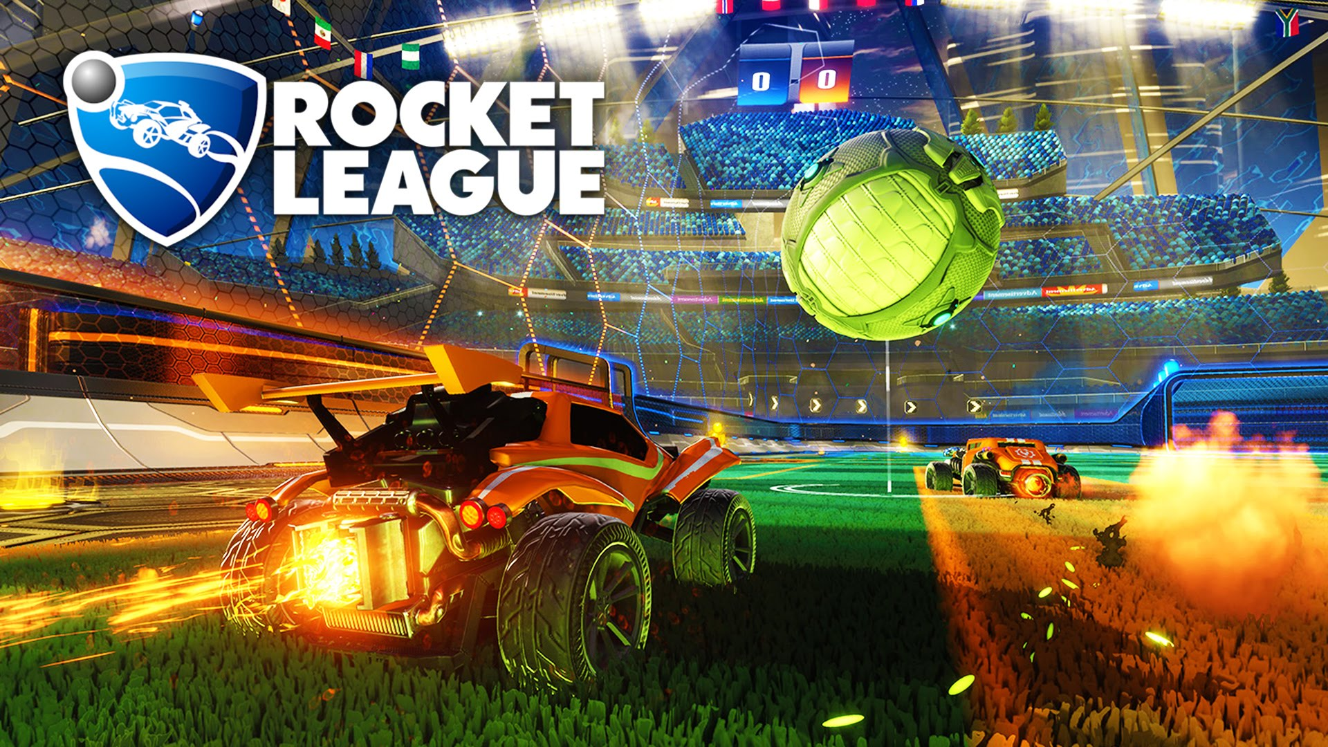 Une version Nintendo Switch n'est pas à exclure — Rocket League