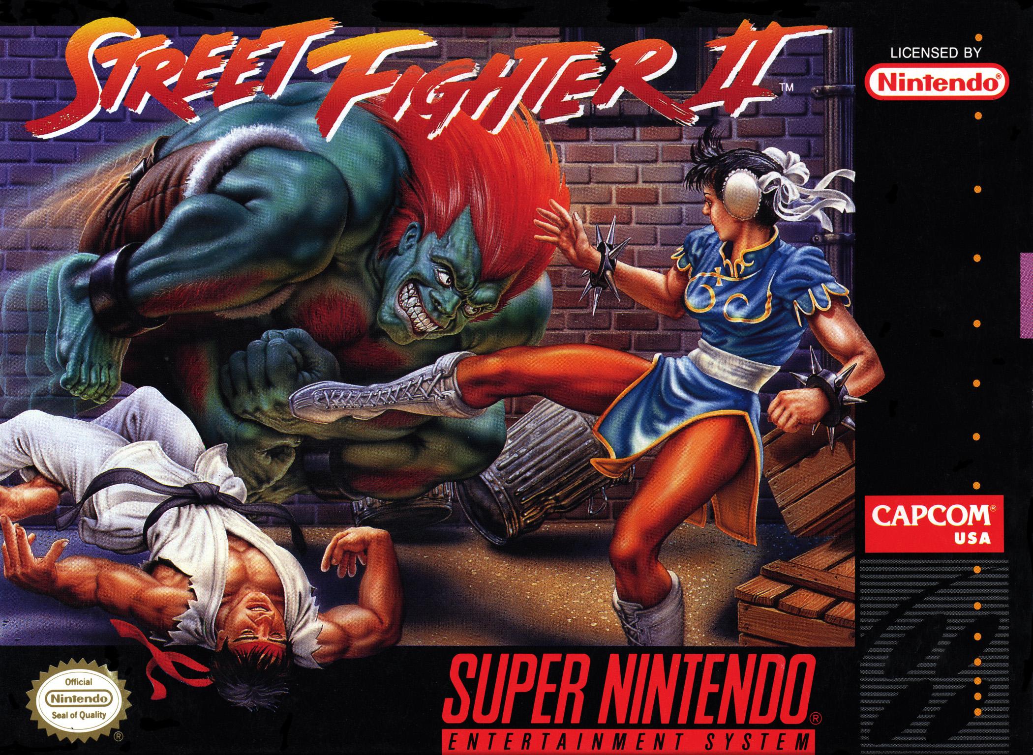 Test - Ultra Street Fighter II: The Final Challengers ...